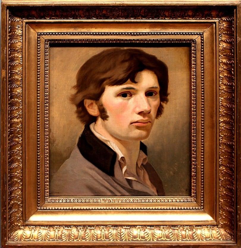 フィリップ・オットー・ルンゲによる自画像