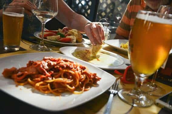 ドイツで一番人気のレストランはイタリアン