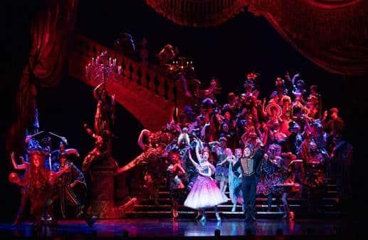 『オペラ座の怪人』